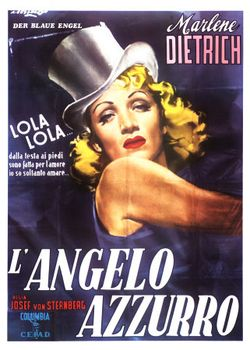 10047991A~L-Angelo-Azzurro-The-Blue-Angel-Posters