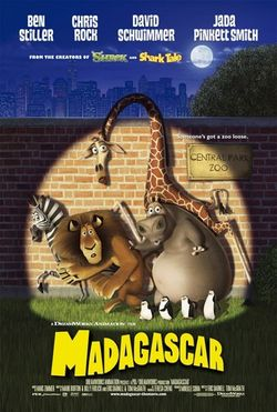 Madagascarposter