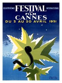Cannesfilmfestival1951poster