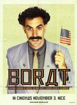 borat singing