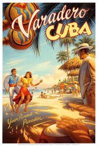 Varadero-Cuba-Posters
