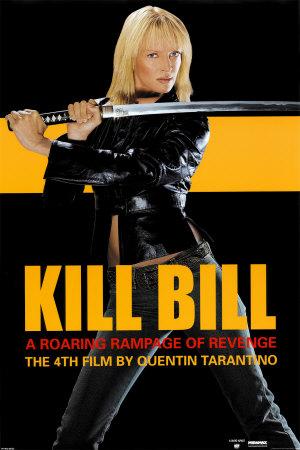 Cole Smithey Capsules Kill Bill Vol 2