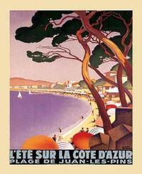 Roger-Broders-L-Ete-sur-la-Cote-d-Azur