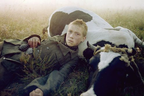 Image result for dead cow scene in Come and see