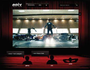 Epix-screening