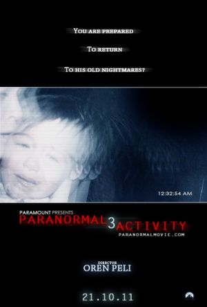 Paranormal Activity3
