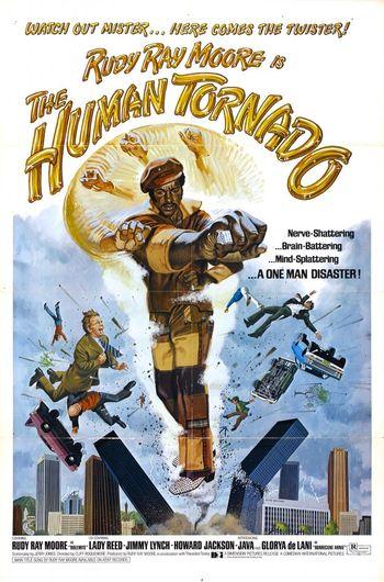 HUMAN-TORNADO