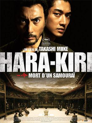 Hara-Kiri- Death of a Samurai