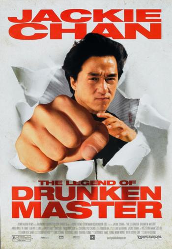 Legend of Drunken Master