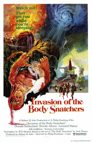 Invasion of the Body Snnatchers