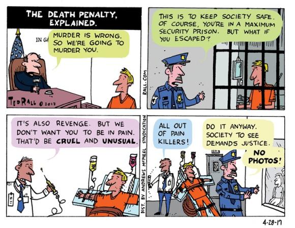 Capitol Punishment Explained