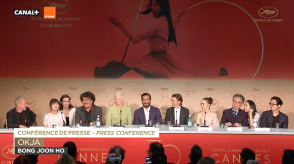 OKJA Cannes Conference