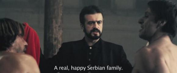 Arealhappyserbianfamily