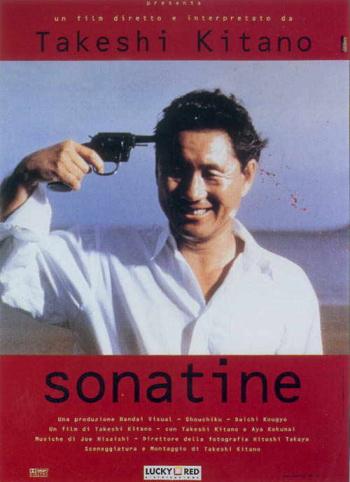 Sonatine.poster