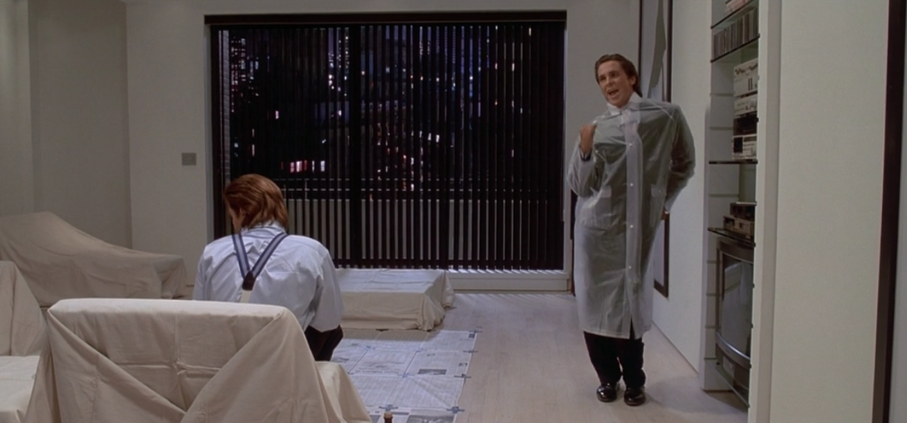 Cole smithey reviews american psycho classic film pick american psycho reheart Images