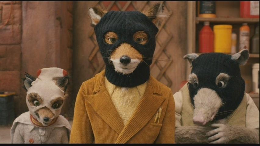 Cole Smithey Capsules Fantastic Mr Fox
