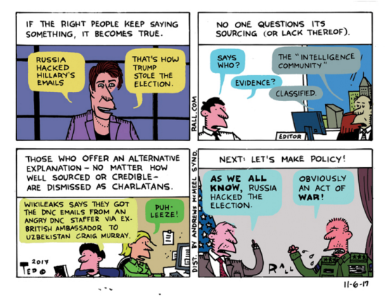 As We All Know Ted Rall