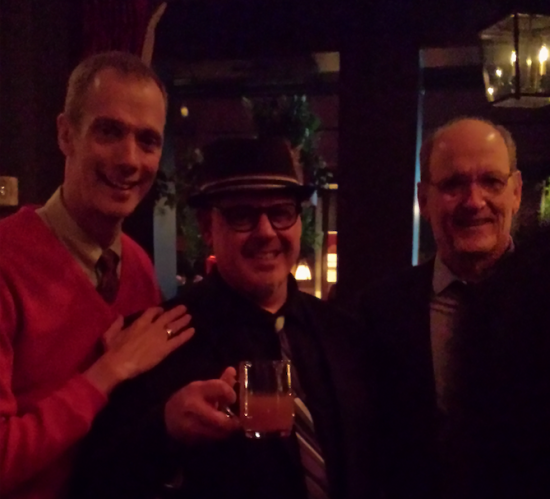 Doug Jones & Richard Jenkins