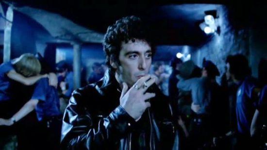 Pacino cruising