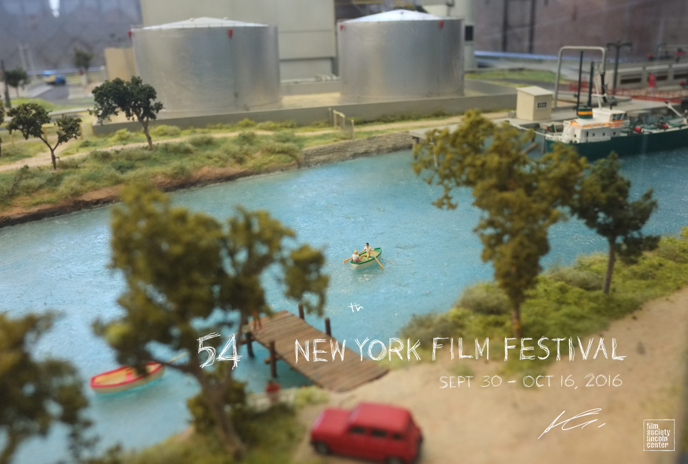 MAIN SLATE SELECTIONS FOR THE 54th NEW YORK FILM FESTIVAL