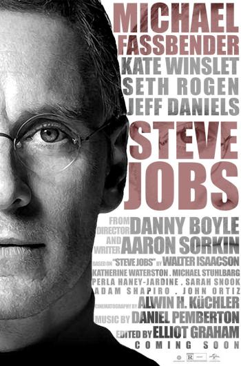 Cole Smithey Reviews Steve Jobs Nyff53