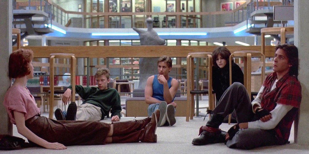 Image result for the breakfast club best shots