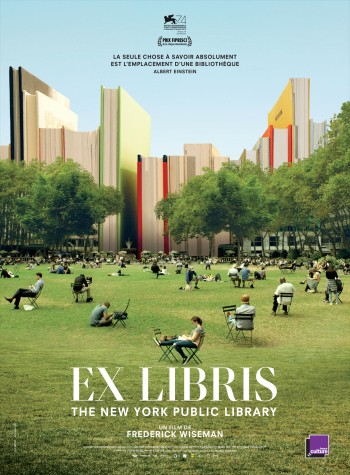 Ex Libris- The New York Public Library