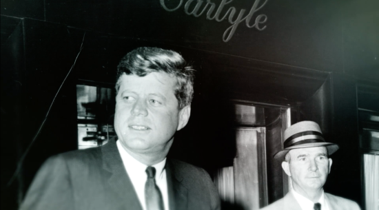JFK at the Carlyle