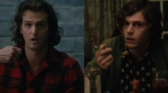 Warren Lipka - Evan Peters