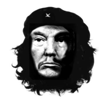 Trump as Che