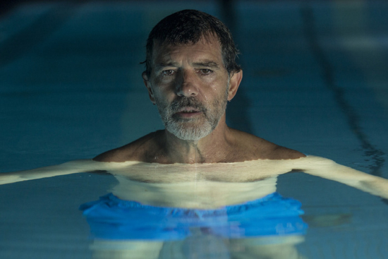 Antonio Banderas in Pain and Glory