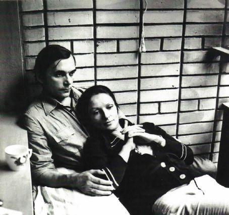 Elem Klimov and Larisa Shepitko