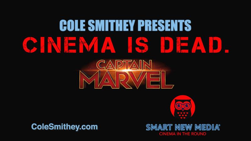 Cinema Is Dead